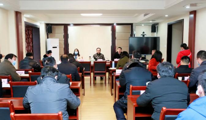 夏志东领衔督办区政协1号重点提案