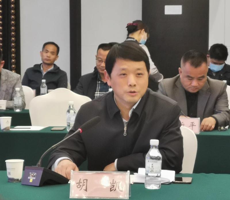 黄州籍在外企业家齐聚一堂话发展