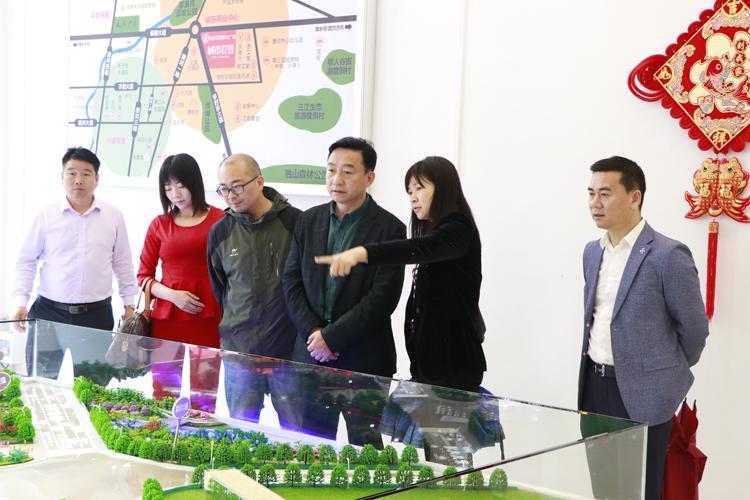 bob游戏安卓官方版下载工商联赴蕲春考察学习
